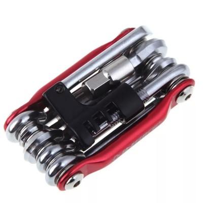 Велосипедный ключ (мультитул) 11 в 1